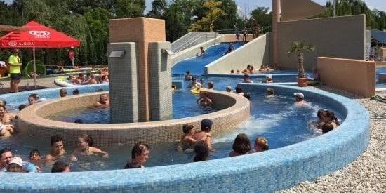 Agárd Spa and Thermal Bath - outdoor pool (Photo: Velence Vivaldi Residence)